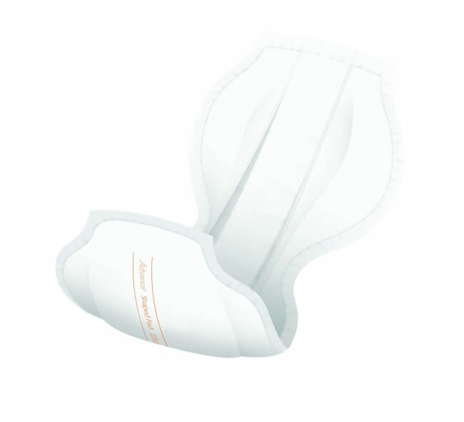 Breathable Shaped Pads
